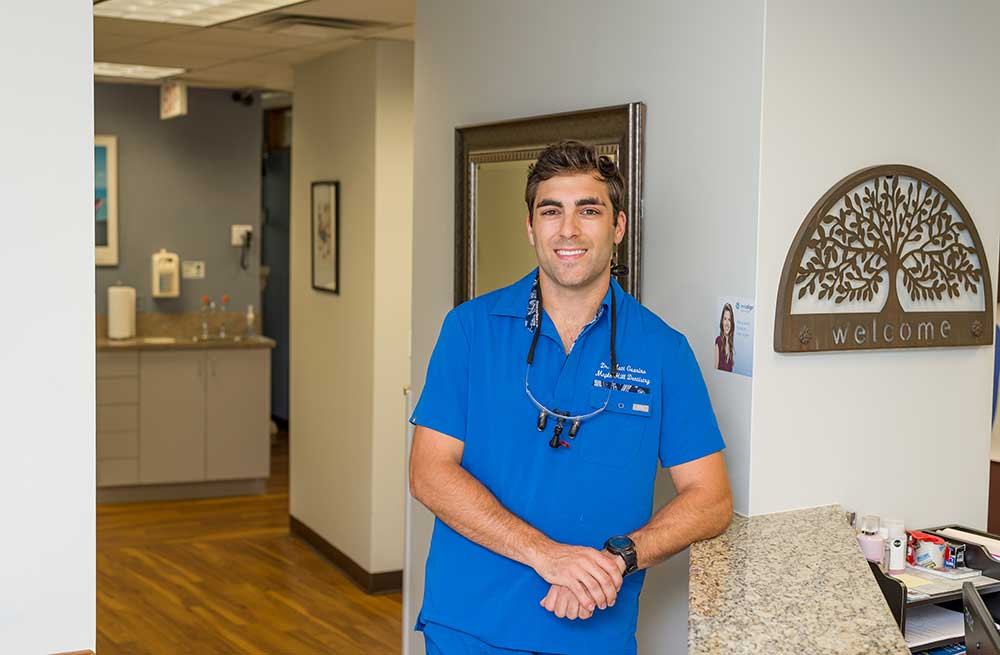 DR. MATT GUARINO yorktown heights dentist